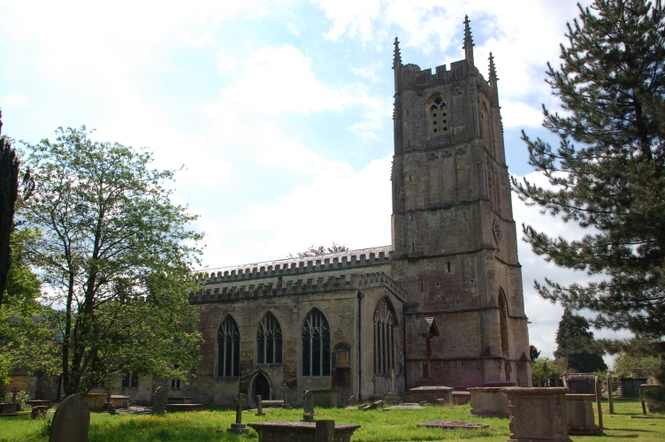 St. Mary's, Wotton-under-Edge