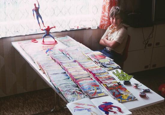 Marvel-Sammlung 1979