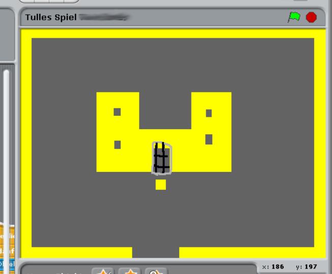 Screenshot Spiel