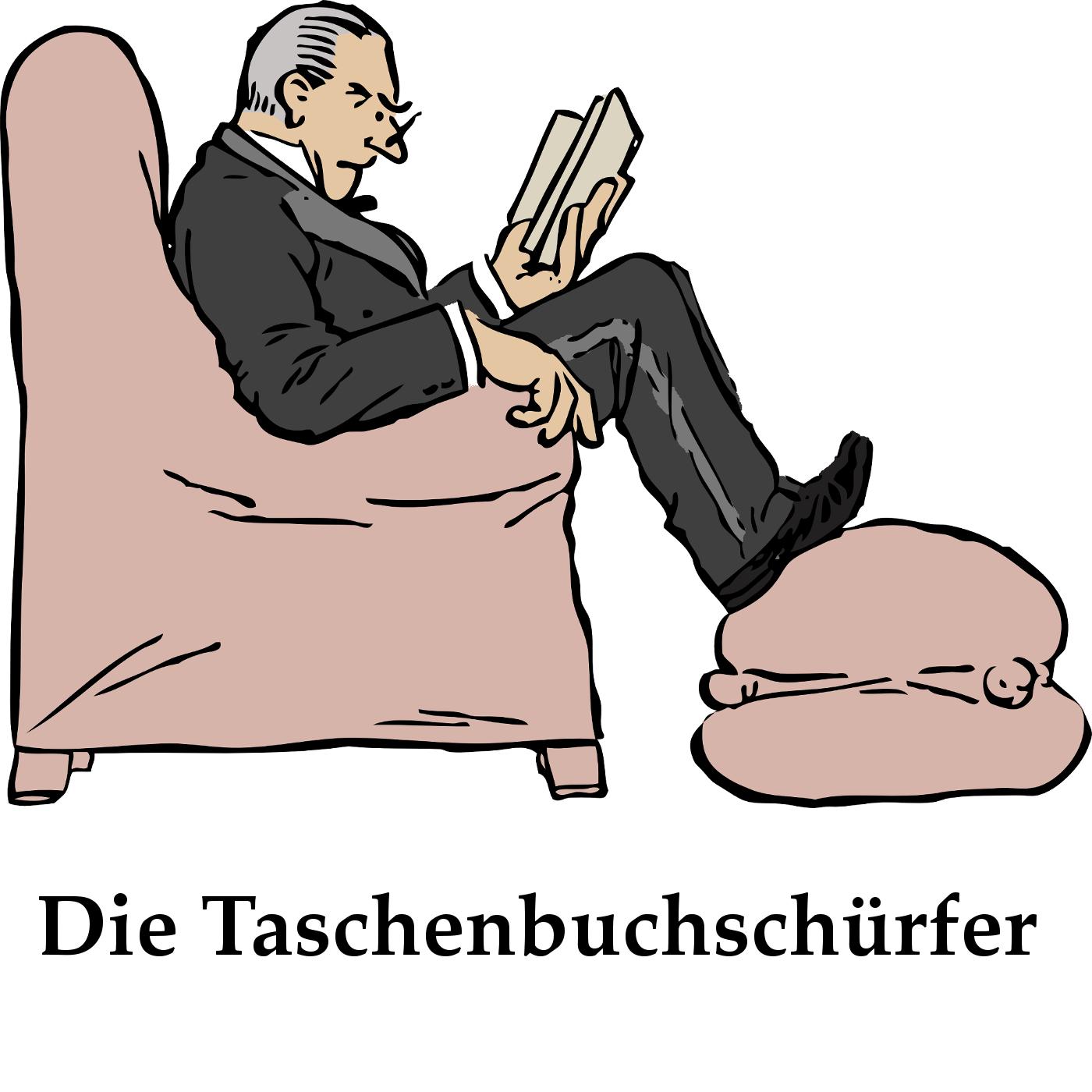 Logo für Seite taschenbuchschuerfer.de