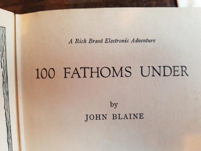 Titelseite eines Buches
