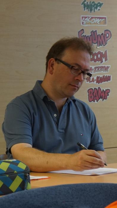 Herr Rau