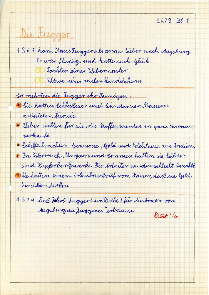 Briefe An Lehrerin Schreiben : Aus meiner schulzeit arbeitsblätter in der grundschule