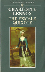 an analysis of charlotte lennoxs the female quixote Express helpline- get answer of your question fast from real experts com an analysis of charlotte lennoxs the female quixote museum quality oil painting reproductions.