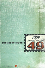 Titelbild Thomas Pynchon: The Crying of Lot 49