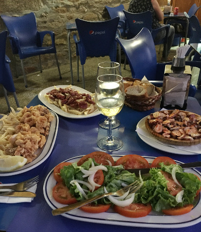 Spanisches Essen