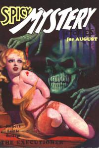 Titelbild Pulp-Magazin