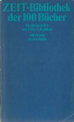 Titelbild Suhrkamp-Taschenbuch
